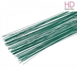 Barrette ferro verde 1,0mm 50cm 16pz