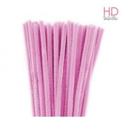 Scovolino 50cm colore rosa x 10Pz