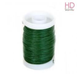 Filo di ferro 0,35mm ricoperto verde x 1Pz