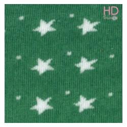 Tubolare maglia 30x8cm blu/stelle bianche x 1Pz