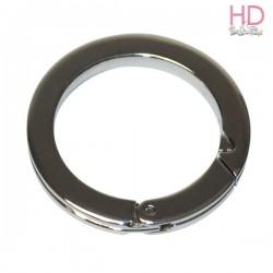 Conf. 2 anelli apribili per borsa d. 4 cm - STAMPERIA