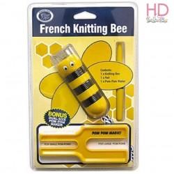 Tricottino Knitting Bee e Pon pon Maker