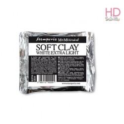 SOFT CLAY EXTRA LIGHT BIANCA 160GR