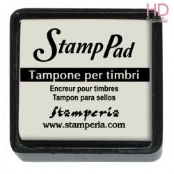 Tampone pigmento per timbri 2,5x2,5 cm - Avorio