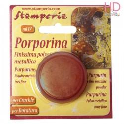 Porporina in polvere scurente 17ml - STAMPERIA