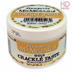 CRACKLE' PASTE MONOCOMPONENTE ORO 150ml