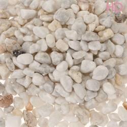 Confezione Ghiaia bianca 500gr x 1Pz