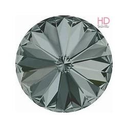 Cabochone Rivoli 1122 8 mm Black Diamond