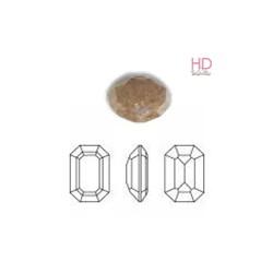Cabochone rettangolo 4610/A Mosaic Amber Opal 15x20mm 1 pzz