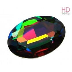 Cabochon Ovale 4127 30x22 mm Crystal Vitral Medium x 1 Pz