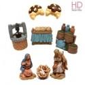 Presepi e miniature