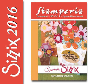 Catalogo Stamperia Sizzix 2016