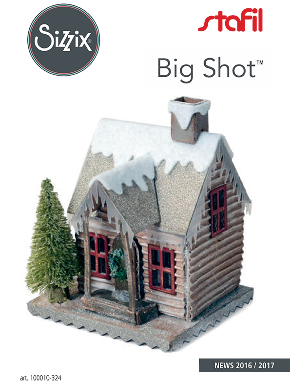 Catalogo Big Shot Natale 2016