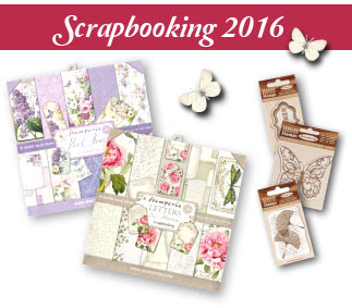 Catalogo Carte Scrapbooking 2016